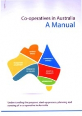 Co-operatives in Australia Manual
